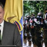 Colombia: Santos busca reactivar diálogo con ELN para nuevo cese el fuego