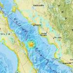 México: Sismo de 6.3 grados de magnitud remece el noroeste azteca