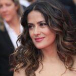 Salma Hayek será una de las presentadoras de los Globos de Oro este domingo