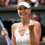 Torneo de Shenzhen: Gana Sharapova y pierden las favoritas Ostapenko y Zhang