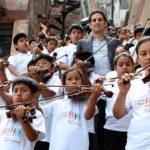 Orquesta de tenor Juan Diego Flórez participó en bienvenida del papa