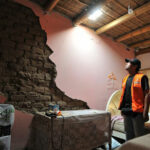 COEN: Sismo deja 1 fallecido 61 heridos, 736 afectados y 171 familias damnificadas