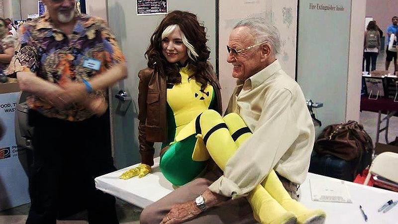 Stan Lee es acusado de acoso sexual hacia enfermeras