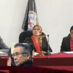 Tribunal supremo aplaza decisión de excluir de juicio por matanza a Fujimori