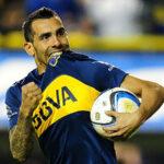 Carlos Tévez se incorpora a Boca Juniors en Las Cardales