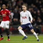 Premier League: Tottenham desarma con categórico 2-0 al Manchester United