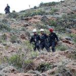 PNP detiene a dos personas y busca en río a española desaparecida