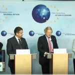 Unión Europea reitera su compromiso con el acuerdo nuclear firmado con Irán (VIDEO)