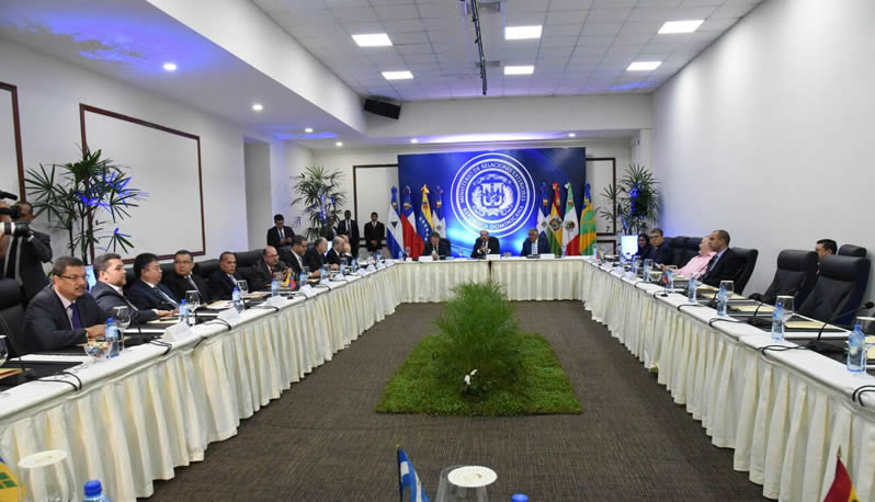 Shannon: EE.UU. coordina red de sanciones contra Venezuela