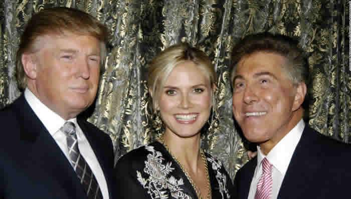 Denuncian de acoso sexual a magnate Steve Wynn amigo de Trump — EEUU