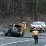Australia: Muere famosa actriz y toda su familia en accidente vial (VIDEO)