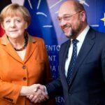 Conservadores alemanes y SPD inician mañana negociación para formar gobierno