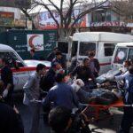 Afganistán: Elevan a 95 los muertos en atentado en centro de Kabul