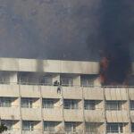 Afganistán: Ascienden a 18 los muertos en violento asalto talibán a un hotel (VIDEO)