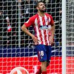 El Atlético de Madrid gana al Getafe con gol y expulsión de Costa