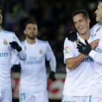 Copa del Rey: Real Madrid goleó 3-0 de visita al Numancia