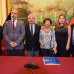 Uchuraccay: ANP y Bausate rindieron homenaje a mártires