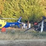 Chile: Encapuchados atacan escuela, 2 iglesias, y 3 helicópteros en la Araucanía