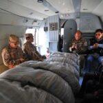 Arequipa: Envían por vía aérea ayuda a damnificados de sismo