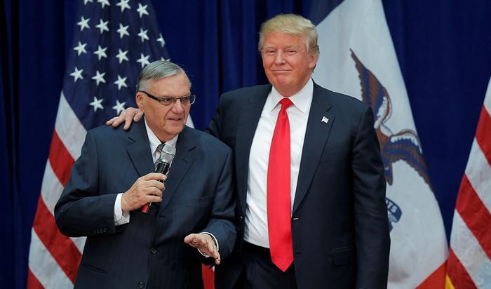 Joe Arpaio se postulará para senador de Arizona — ÚLTIMA HORA