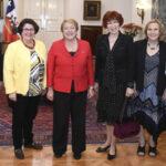 Chile: Bachelet sucederá a viuda de Mandela en programa mundial de salud