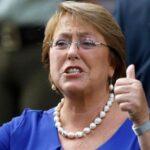 Bachelet cierra 2017 con aprobación del 39%, su mejor cierre de año