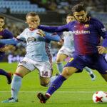 Copa del Rey: Barcelona sin Messi, Suárez e Iniesta empata 1-1 con el Celta