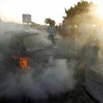 Libia: Al menos 12 muertos y 24 heridos al estallar dos coches bomba