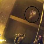 EEUU: Bombero atrapa niña lanzada por su padre desde casaen llamas (VIDEO)