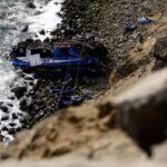 Pasamayo: Policía descarta preliminarmente que falla mecánica causara accidente