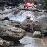 EEUU: 19 muertos y 5 desaparecidos por deslizamientos de tierra en California