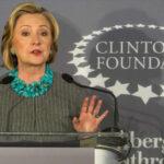 FBI reabre investigación contra Fundación Clinton cerrada en 2016