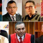 Funcionarios venezolanos sancionados por la UE rechazan medidas coloniales