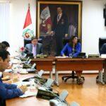 Congreso: Dos ministros expondrán el lunes sobre proceso de reconstrucción