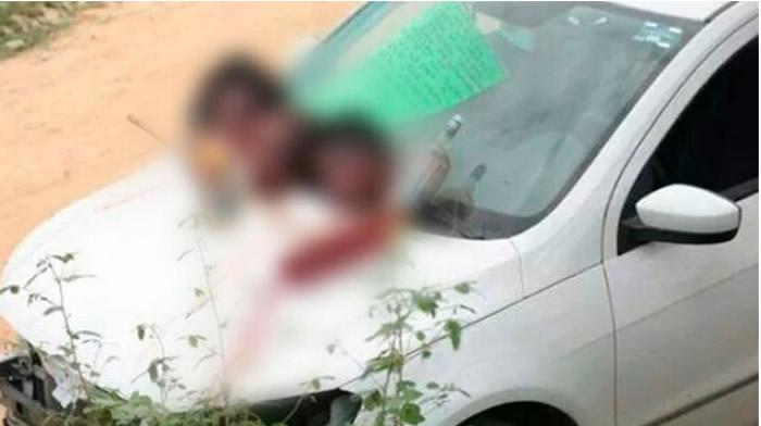 Hallan 4 decapitados en Sayula de Alemán, Veracruz
