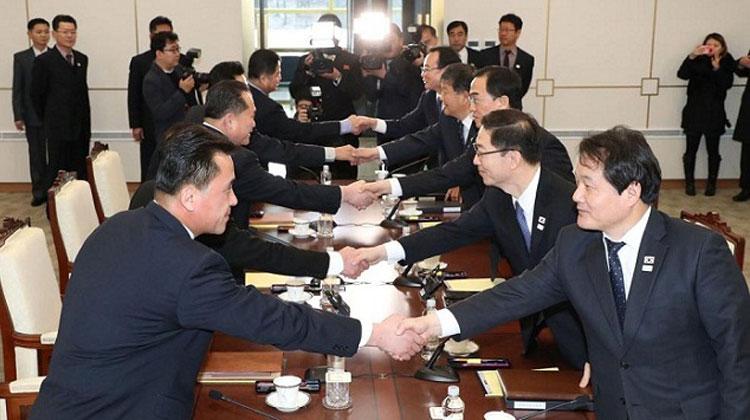Corea del Sur plantea celebrar una cumbre con Corea del Norte