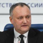 Constitucional moldavo restringe las facultades del presidente Igor Dodon