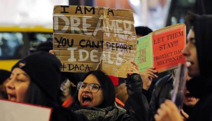 Apela gobierno fallo sobre DACA