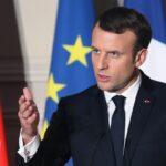 """Macron defiende ante Erdogan que la libertad de expresión """"no se divide"""""""