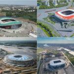 Mundial Rusia 2018: La FIFA iniciará la última inspección de estadios