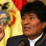 Evo Morales apoya a Maduro ante su exclusión en la cumbre y pide unión en América