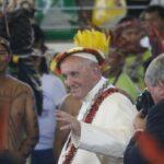 Papa Francisco denuncia actividad destructiva de transnacionales en Amazonía(VIDEO)