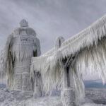 EEUU: Ciclón bomba avanza en la costa este con temperaturas bajo cero (VIDEO)