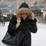 EEUU: Tras el ciclón bomba pronostican temperaturas hasta de 26 grados bajo 0 (VIDEO)