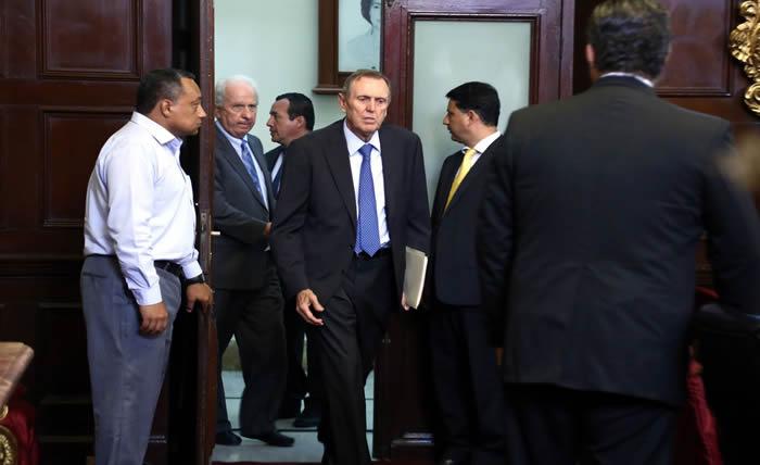 Sala Penal revoca prisión preventiva de socios en Interoceánica Sur — Odebrecht