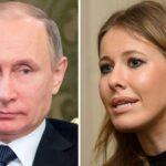 Candidata opositora supera a Putin y se baña a 40 grados bajo cero
