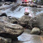 Al menos cinco personas mueren en California por las intensas lluvias