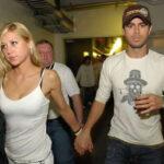 Enrique Iglesias y Kournikova reaparecen tras nacer sus mellizos (FOTOS)