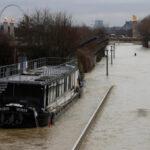 Francia: Inundaciones llegan a cerca de 6 metros de altura en París (VIDEO)