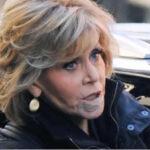 Jane Fonda fue operada de un tumor cancerígeno al labio y se recupera (VIDEO)